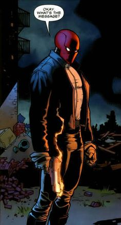 Jason Todd - The Red Hood