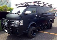 Toyota Hiaceの画像 | 週末サーファーSUBの気になる海車(うみぐるま)+ラーメン備忘録