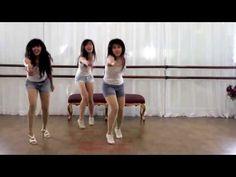HYUNA - 'Bubble Pop!'  http://foreverdancecrew.com