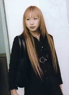hizaki with no make up on