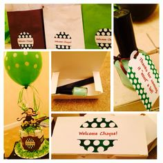 baby shower, green and brown theme  #babyshower #babyparty  #inspiration #jungletheme #greenandbrown