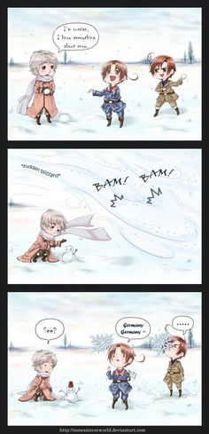 Russian winter by NonexistentWorld.deviantart.com on @deviantART