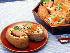 Inari Sushi | Cooking with Kathy Man