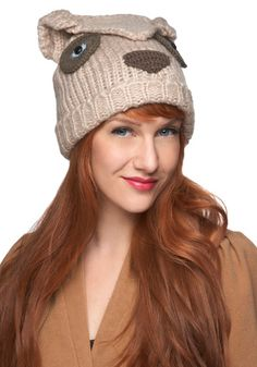 Hold Onto Your Hoot Hat, #ModCloth