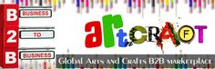 #Business_articles #Arts_Crafts_business #articles_on_arts_crafts #B2B_marketplace_articles  Bizbilla.com See more<>http://www.bizbilla.com/articles/Global-Arts-Crafts-B2B-Marketplace-911.html