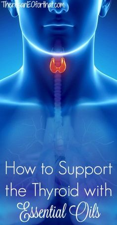 How to Support the Thyroid with Essential Oils