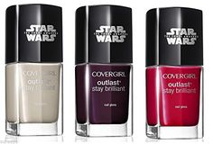 CoverGirl Star Wars Nail Polish Bundle - 3 Colors: Speed of Light, Nemesis, and Red Revenge Star Wars http://www.amazon.com/dp/B0170G6IN4/ref=cm_sw_r_pi_dp_6Y4rwb0J9Q879