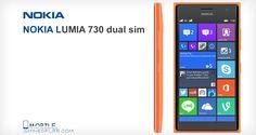 NOKIA LUMIA 730 dual sim with 1 GB RAM, for detail: http://mobile.shineoflife.com/nokia-lumia-730-dual-sim.html #latest #updates #news #mobiles #cellphone #smartphone #new #windowsphone #nokialumia730