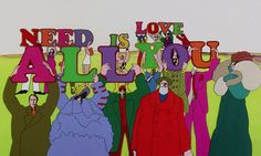 All you need is love llega a millones de personas