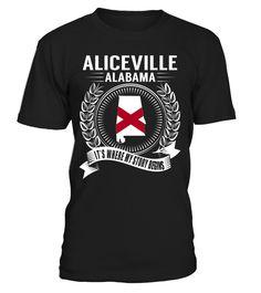 Aliceville, Alabama - It's Where My Story Begins #Aliceville