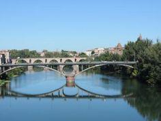 Pont Neuf & Pont Vieux, Montauban