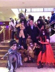 Hire Zombie Act Amsterdam - Book Halloween Themed Entertainment | Scarlett Entertainment Holland