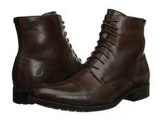 Born Tomas Cognac (Rust) Full-Grain Leather - Zappos.com Free Shipping BOTH Ways