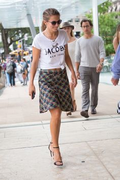 42523559727d  NYFW  MBFW  StreetStyle  theLOOK  fashion  skirt  sunglasses New York