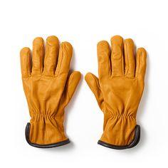 For Jason | Filson | Original Lined Goatskin Gloves