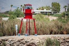 The original Alpena Lighthouse is in Michigan but you can see the replica on Lake Havasu, AZ http://ourtravelingblog.com/2015/10/26/lake-havasu-lighthouse-replicas-part-3/