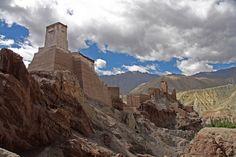 Basgo, Ladakh, India