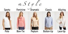 Understanding Fashion Personalities | Your Personalized Wardrobe | StyleSetGo