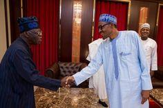 You're Not The National Leader of APC – Buhari Bluntly Tells Tinubu