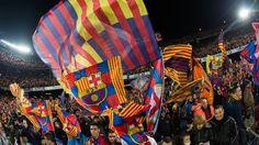 Fans #FCBarcelona #Fans #CampNou