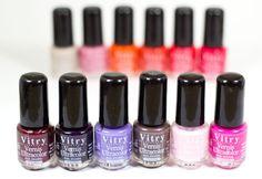 Vitry nail polish