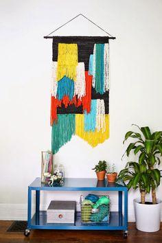 Weave the weekend away! | 10 Weaving Tutorials + Ideas! #napstercrafster #diy…