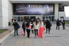 #IM60, entrada principal de Expo Guadalajara, Enero 2014