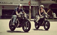 the couple that rides together, stays together