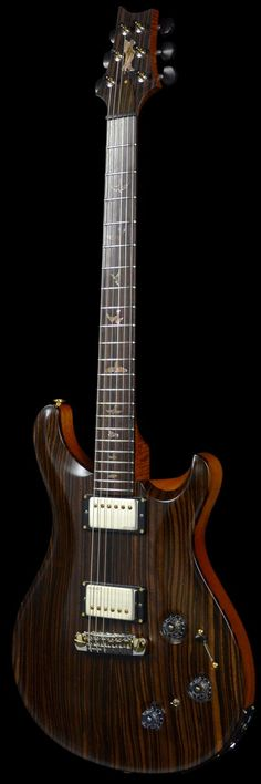 PRS Private Stock #4434 P22 Macassar Ebony - SOLD | Electric Guitars | Wild West Guitars