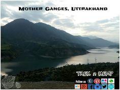 Mother Ganga, Lifeline of India.