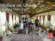 Craving for Royalty? Opt for Palace on Wheels Luxury Train Tour this season. For more information, log on to: http://www.hltt.in/luxury-trains/palace-on-wheels.html