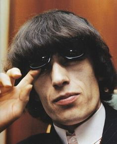Bill Wyman, the bassist of The Rolling Stones