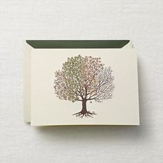 Engraved 'Tis the Seasons Holiday Card