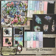 Personal Use :: Butterfly Dreams The Bundle