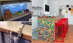 Des utilisations auxquelles vous n'avez jamaispensé Cela fait déjà bien longtempsque vous avez délaissé vos vieux Lego, mais les gardez précieusementen attendant de les léguer? D'ici là qu'un heureux événement vous comble, pourquoi ne pas les réutiliser à bon escient ? Voici 15 manières inédites de vous en resservir intelligemment. 1/ Un emballage cadeau original …