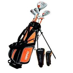 Hipfly Junior Set For Boys And Girls Age 9 - 12 Years Includes Driver, Hybrid, #6/7 And #9/Pw Irons, Putter, And Stand Bag (Right Handed) (Sports) http://www.amazon.com/dp/B0026MSQ6U/?tag=gamzon0d9-20 B0026MSQ6U