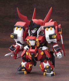D-Style Alteisen Riese from Super Robot Wars Original Generation K not gunpla Gundam Wing, Gundam Art, Super Robot Taisen, Cool Robots, Geek Games, Mecha Anime, Vinyl Toys, Cute Toys, Cool Items