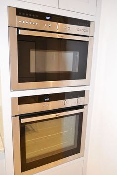 Neff slide and hide oven and built in microwave