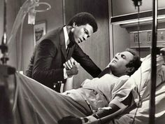 A 2-fer:  Billy Dee Williams and James Caan