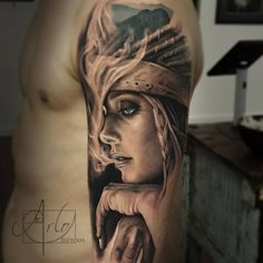 tattoo by Arlo DiCristina (10)