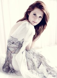 Bonnie Wright by Jessie Craig: Dirrty Glam, May 2010