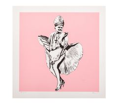 "DOLK prints, ""Pope"" & ""Punk"", Medium: Silkscreen on Aldebaran cotton paper, Size: 77 x 77 cm. Edition: Signed and numbered. Banksy, Framed Prints, Art Prints, Geek Chic, Street Artists, Urban Art, New Art, Art Photography, Japan"