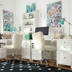 Bedroom for teens'