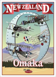 Omaka 'O' card by Contour Creative Studio, via Flickr
