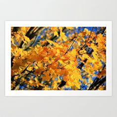 Autumn magic Art Print by Annie Japaud   - $18.72 Magic Art, Annie, Autumn, Art Prints, Friends, Painting, Image, Art Impressions, Amigos