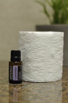 Freshen Your Bathroom Naturally with Essential Oils and more DIY doTERRA Cleaning Recipes on MyNaturalFamily.com #doterra #cleaning #diy