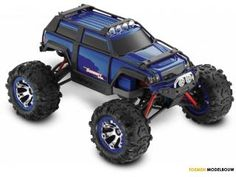 Traxxas Summit 1:16 VXL brushless monster truck RTR - TQ 2.4Ghz