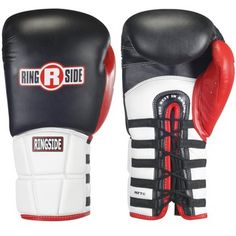 Sparring & Training Gloves Pro Style IMF TECH™ (Laces) 14oz &16oz