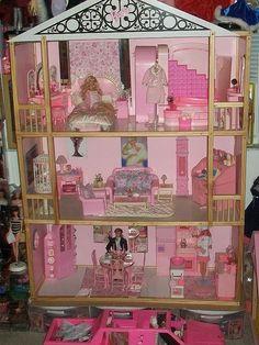 Barbie Dream House                                                                                                                                                                                 More