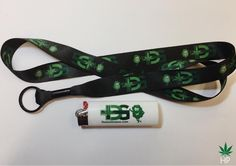 Custom Lanyards and Bic Lighters - visit www.higherpromos.com for a quote!